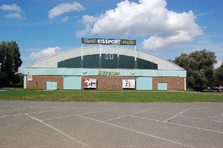 Aachen Tivoli Eissporthalle